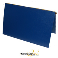 "Pliable Blue Certificate Cover & Pawl (Holds 8.5"" x 11"" Sheet)"